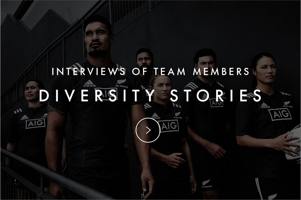 INTERVIEW OF TEAM MEMBERS DIVERSITY STORIES